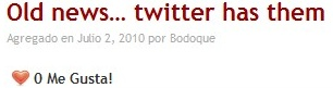 Post NO Gustado :'(